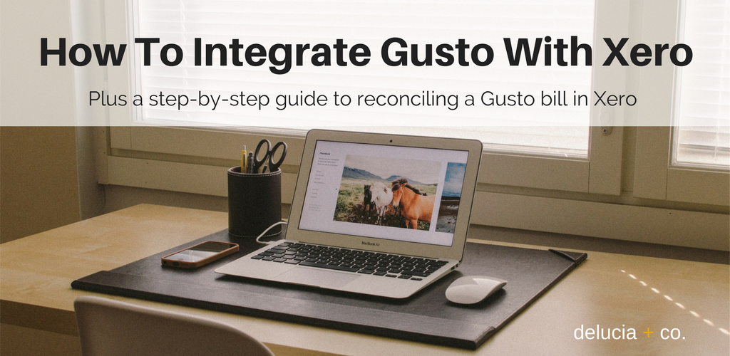 How to Integrate Gusto with Xero