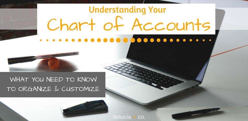 Xero Chart of Accounts